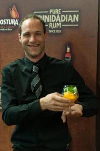 Wolfgang Meyer, European Cocktail Champion